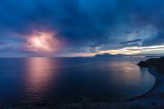 Гроза над Морем. Коктебель, Карадаг