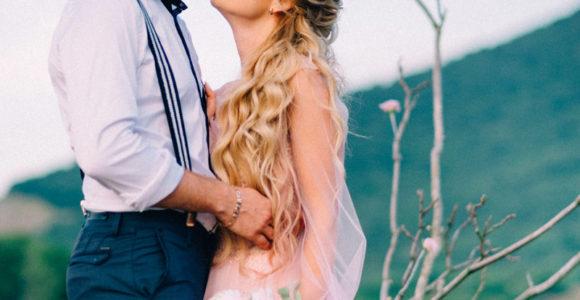 Церемония свадьбы в Крыму