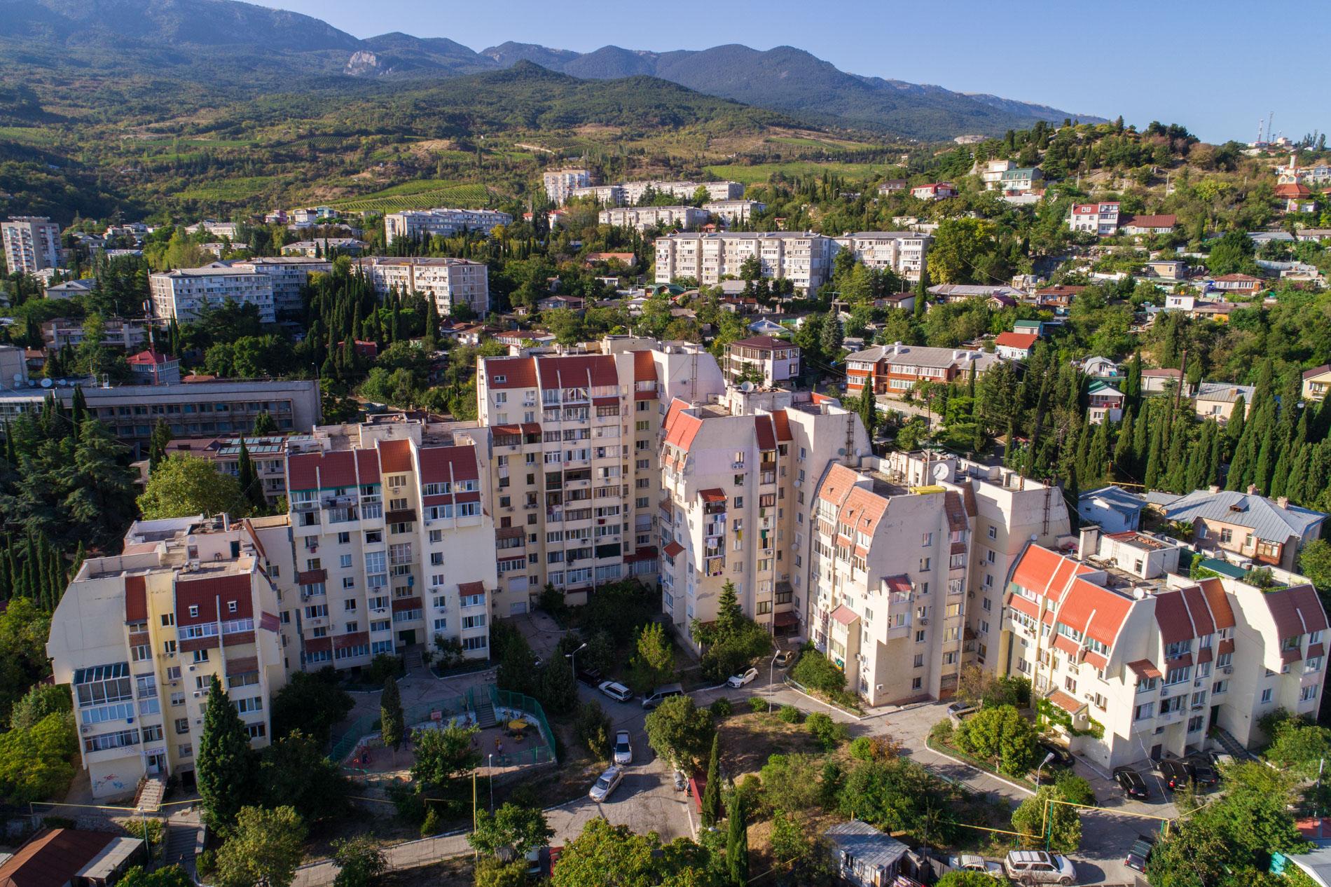 Фотограф недвижимости в Крыму
