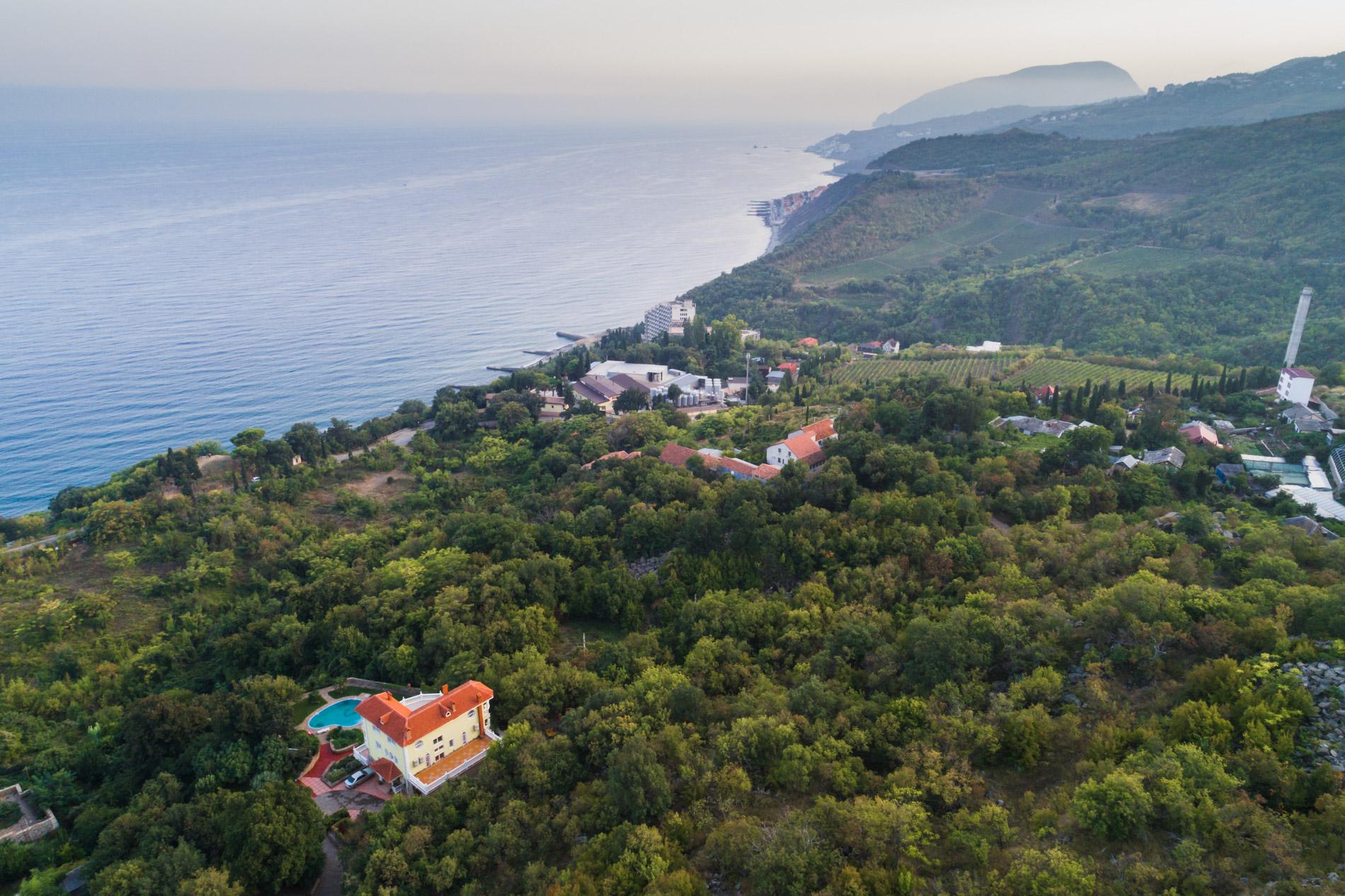 Съемка земельных участков в Крыму. Фото и видео!