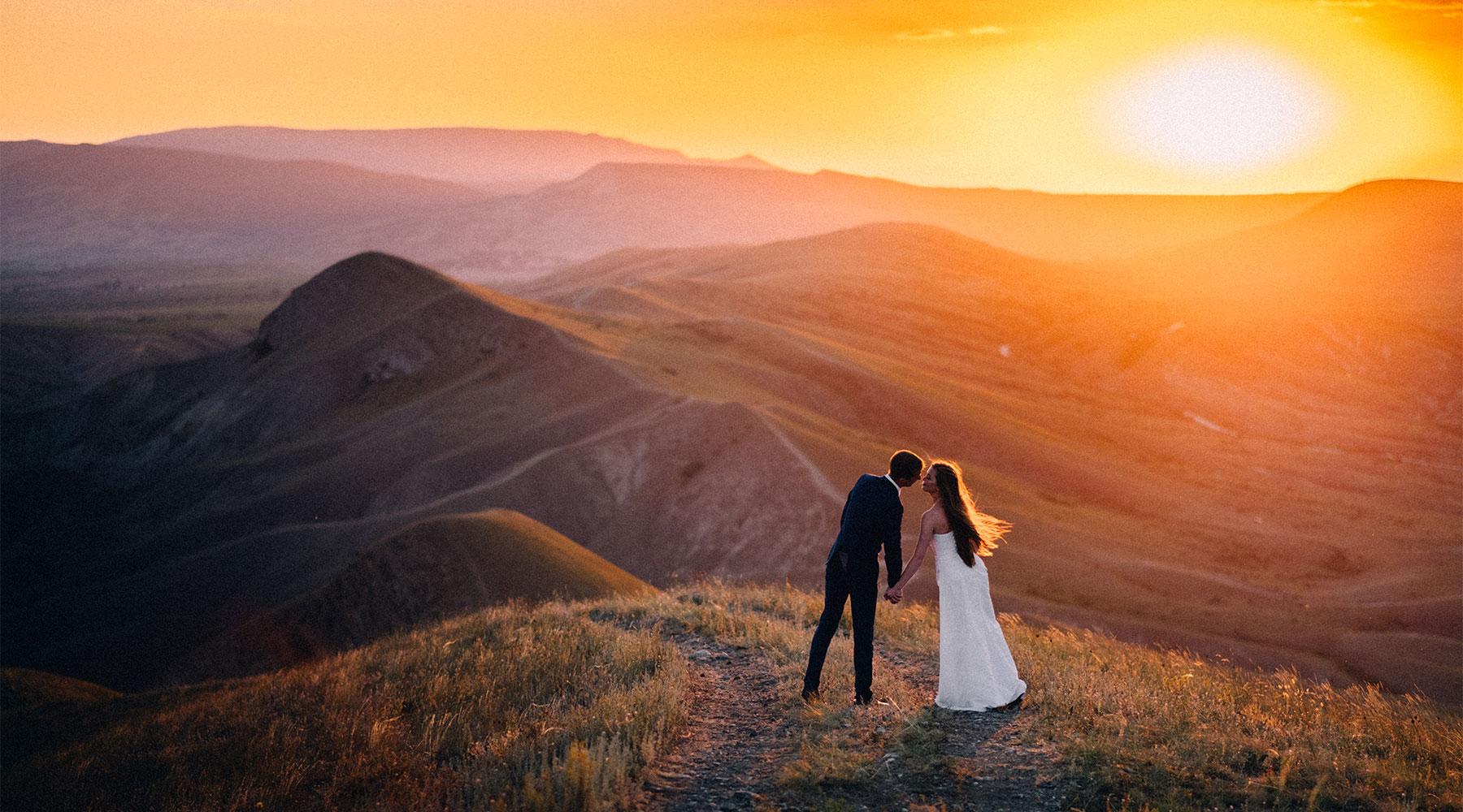 Свадебный фотосессия