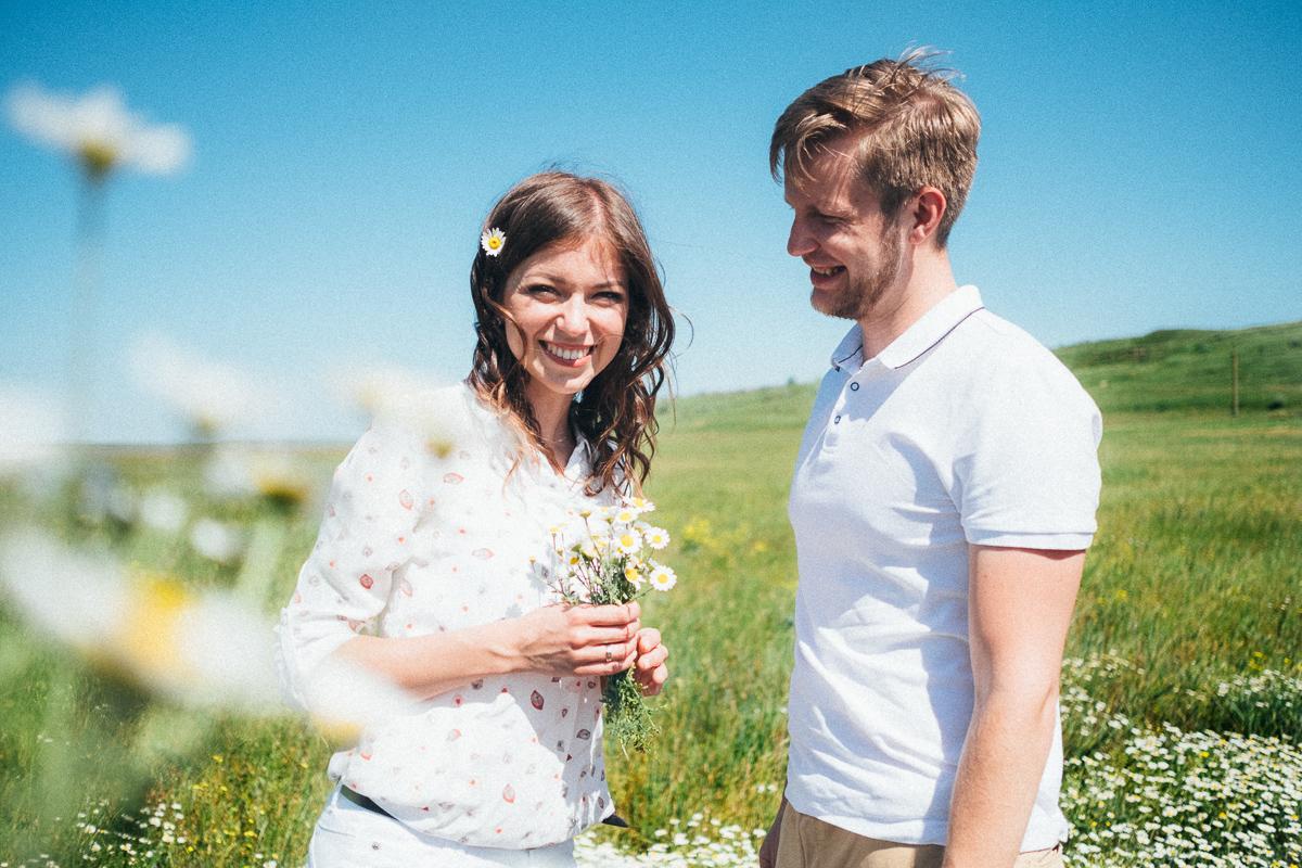 фотосессия для девушки и парня в Крыму