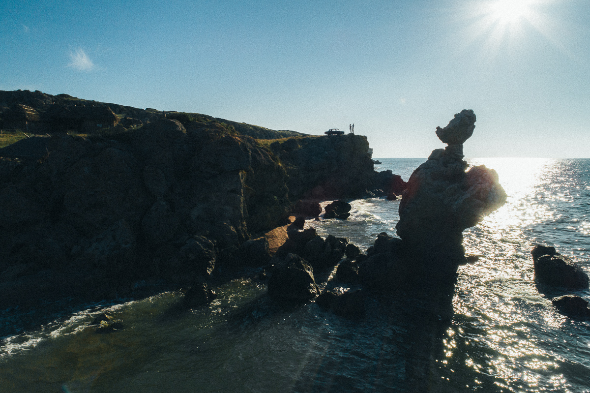 Фотограф с квадрокоптером для фото и видео съемки в Крыму