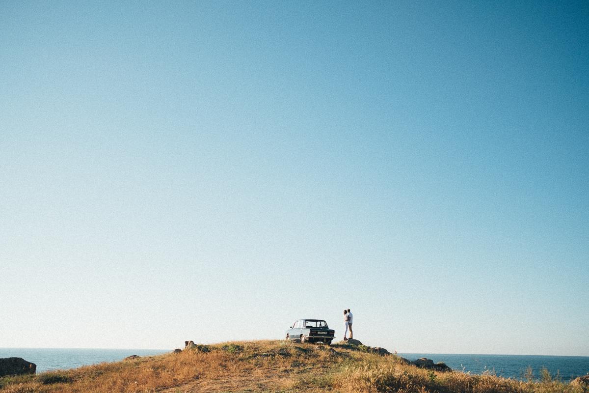 Крымская природа на фотосессиях
