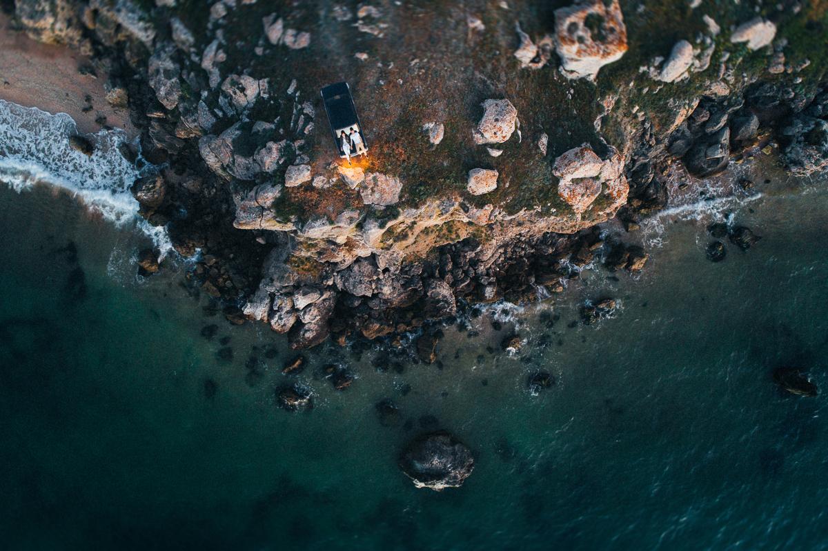 необычные места для фотосессии в Крыму