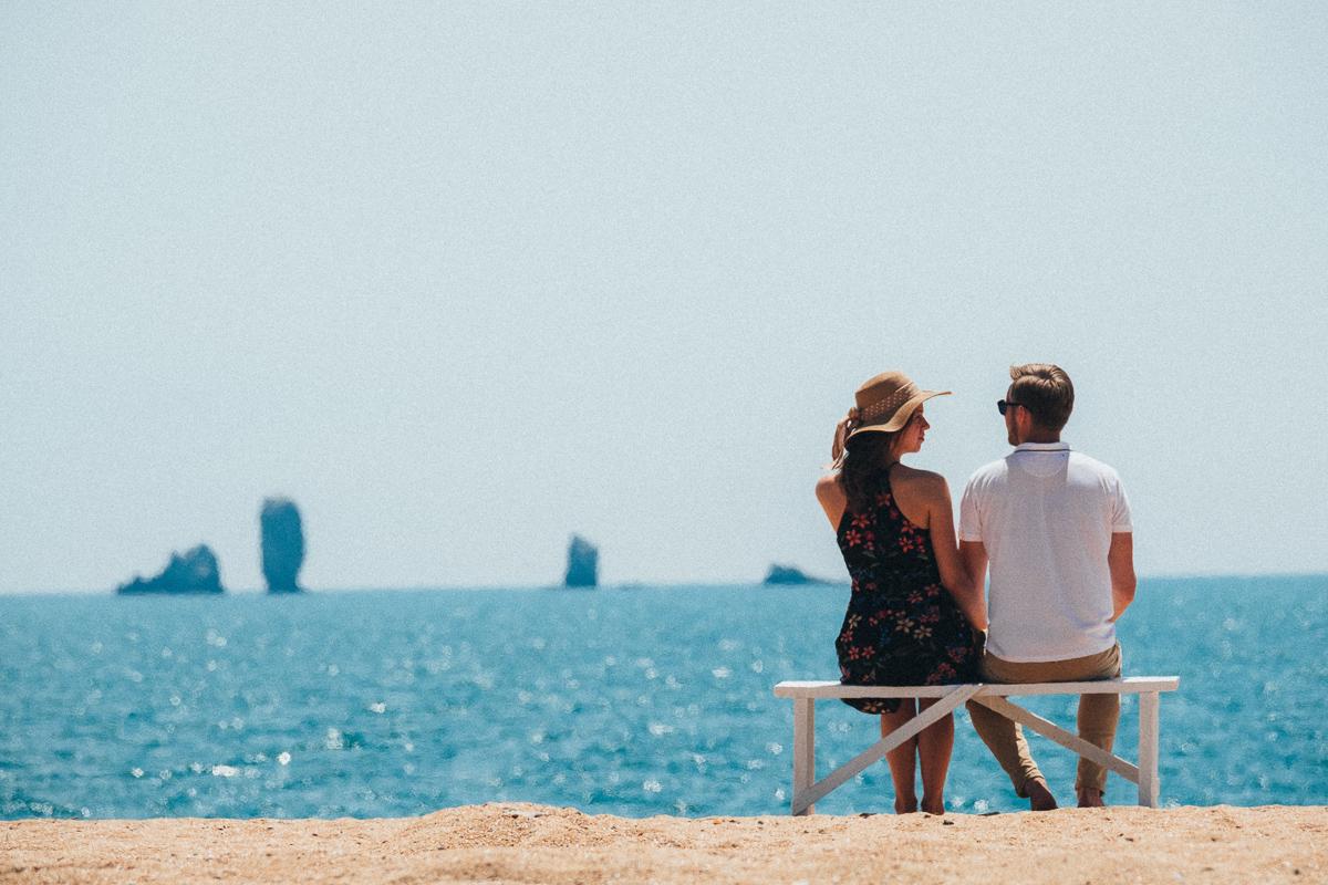 Крым, фото на пляже